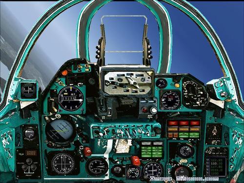 Микоян-Гуревич МИГ-23 кеңестік FS2004
