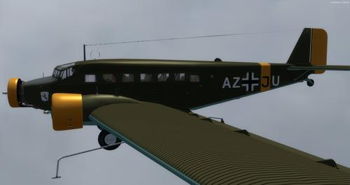 Junkers_Ju_52-3m_FSX_P3D_1