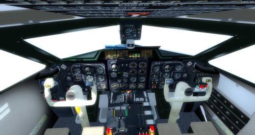 SAIB L-410 Turbolet FSX & P3D