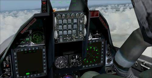 Lockheed Martin F-16 Fighting Falcon FS2004