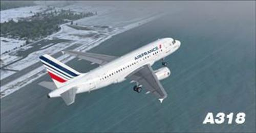 Ang Air France fleet v2.1 FSX  &  P3D