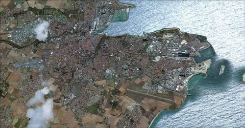 La Rochelle - Dele De Ré LFBH FSX  &  FSX Stêm