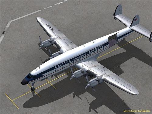 ロッキードL-1049HスーパーコンステレーションFS2004