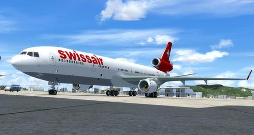 ಮೆಕ್ಡೊನೆಲ್ ಡೌಗ್ಲಾಸ್ MD-11 ಮಲ್ಟಿ-ಲೈವರಿ FSX  &  P3D