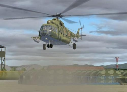 Mi-8MT Hip version 4.1 FS2004