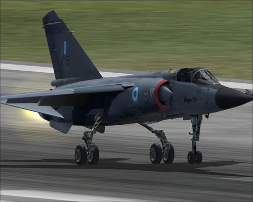 Dassault Mirage F. 1CG Hellenic Air Force FSX