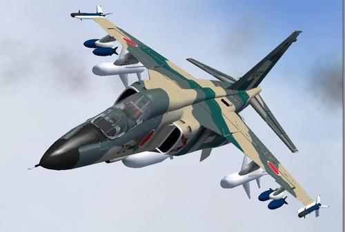 මිට්සුබිෂි F-1 FSX
