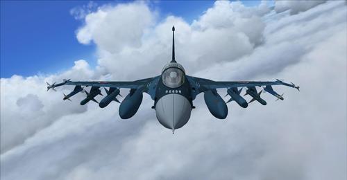 मित्सुबिशी F-2A / B FSX  &  P3D