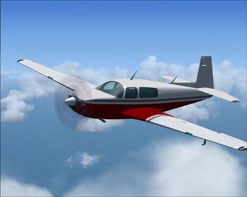 Mooney Acclaim Tipo S Turbo FSX