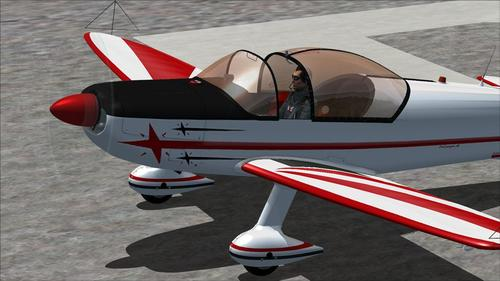 Mudry CAP-10 for FSX