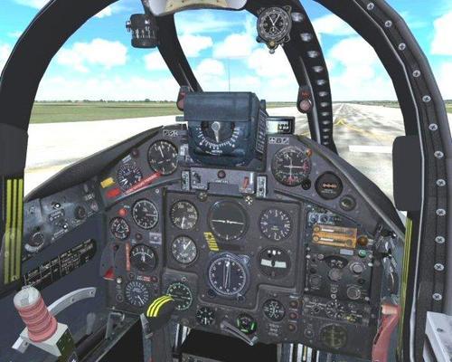 Dassault Mysteres IV A FS2004