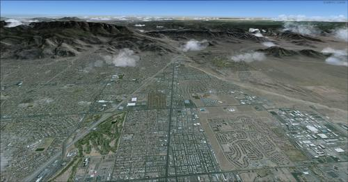 New Mexico Scenery Package v2 FSX & P3D
