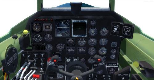 Northrop P-61C Black mpitondratena 104