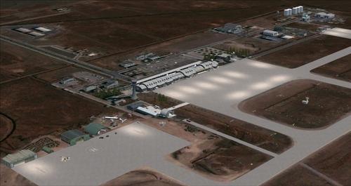 Bandara Internasional Sulaymaniyah (ORSU) Irak 2021 FSX & P3D