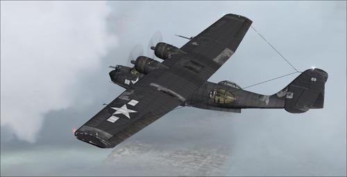 Cunsulidatu PBY Catalina FS2004