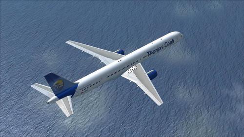 POSKY_Boeing_757-300_ थोमस_कुक_FSX_33