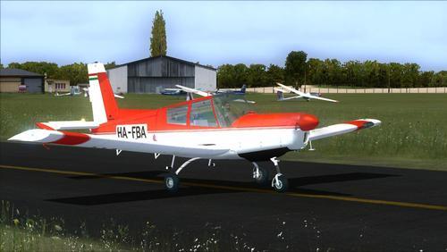 PWDT Zlin ፐ-43 FS2004