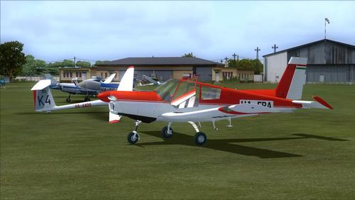PWDT Zlín Z-43 FS2004