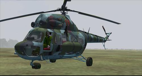 PZL Mil Mi-2 Hoplite FSX  &  P3D