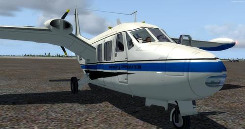 Piaggio P-166 Collection FSX & P3D
