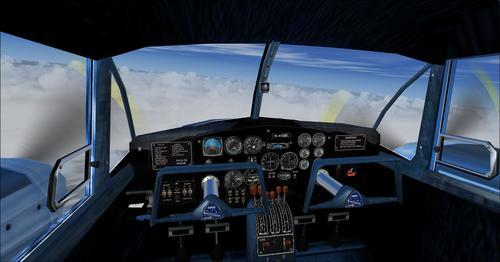 Piper_Apache_150_year_1954_FSX_ ও _P3D_44