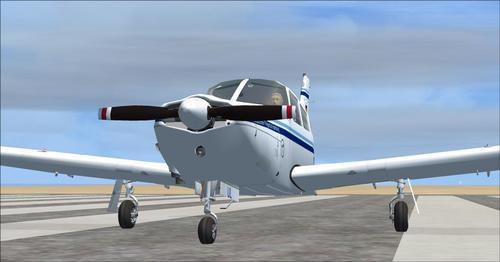 Piper PA-28R-201 Arrow III FSX & P3D