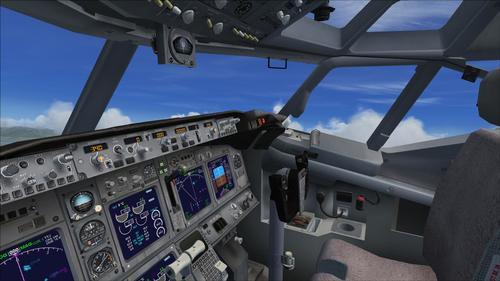 Posky Boeing 737-800 Okay Airways FSX