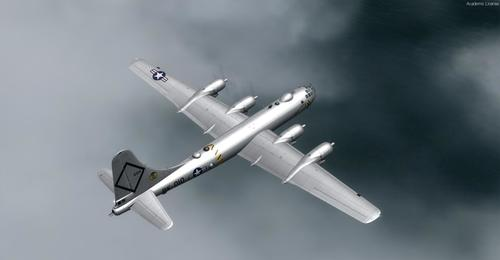 โบอิ้ง B-50 Superfortress V.1 FSX  &  P3D