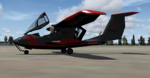 Icon Aircraft A5 FSX & P3D