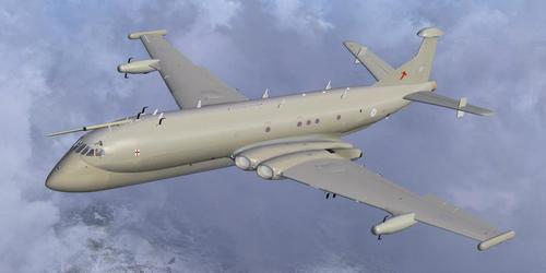 British Aerospace Nimrod Pob FSX & P3D