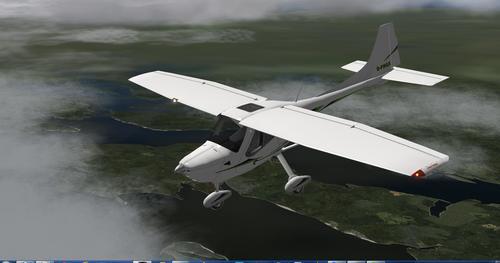 Remos GX от vFlyteAir v5.1 X-Plane  9