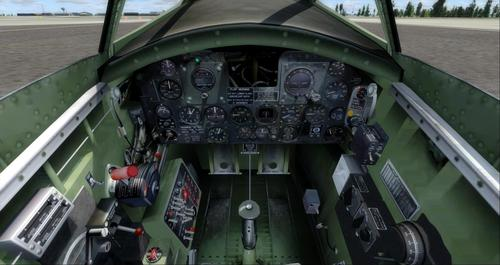 Repoblika XP-72 Escort FSX teratany FSX & P3D