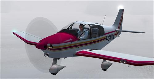 Robin DR400 Tupu e FS2004