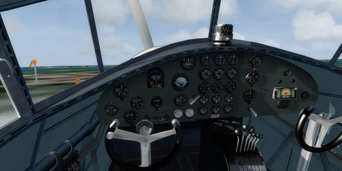 S73 virtuele kajuit P3Dv44