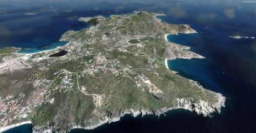 Saint Barthelemy Free for P3Dv4