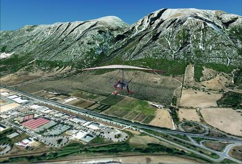 Sardinien Photoreal FSX  &  P3D part2