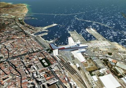 Photoreal Sardinia FSX  &  P3D Part4
