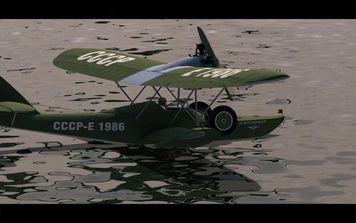 Shavrov_1930_Sh-2_v1.5_X-Plane_9_22