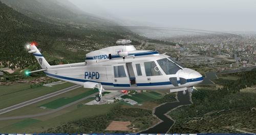 Sikorsky_S-76C ++ _ v1.5_Parapublic_X-Plane_9_1