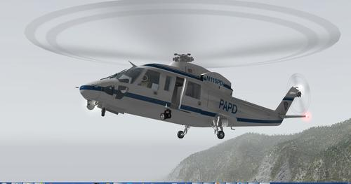 Sikorsky_S-76C ++ _ v1.5_Parapublic_X-Plane_9_22