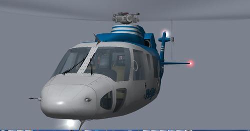 Sikorsky_S-76C ++ _ v1.5_Parapublic_X-Plane_9_33