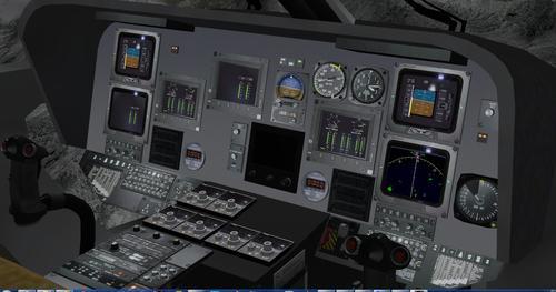 Sikorsky_S-76C ++ _ v1.5_Parapublic_X-Plane_9_44