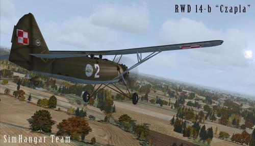 सिंघानगर RWD-14b FSX  &  P3D
