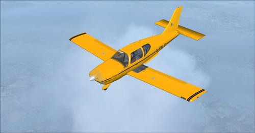 Socata Tobago TB10 FS2004 Full Package