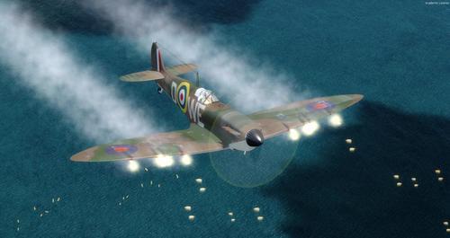 Spitfire Mk 1A FSX  &  P3D