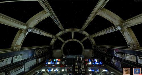 Star Wars Millenium Falcon FSX  &  P3D
