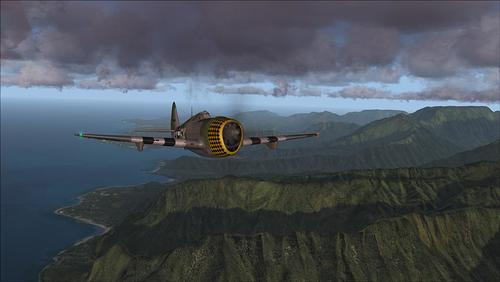 Hawaii Islands tuaj - Kauai FSX  &  P3D