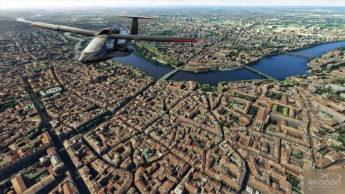 Toulouse France v2.1 MSFS2020