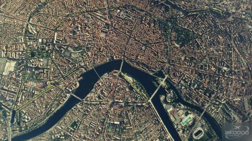 Toulouse Prancis MSFS 2020