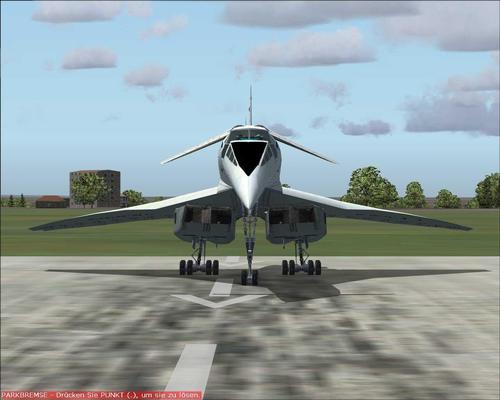 Tupolev TU-144 2.0 pecyn cyflawn FS2004